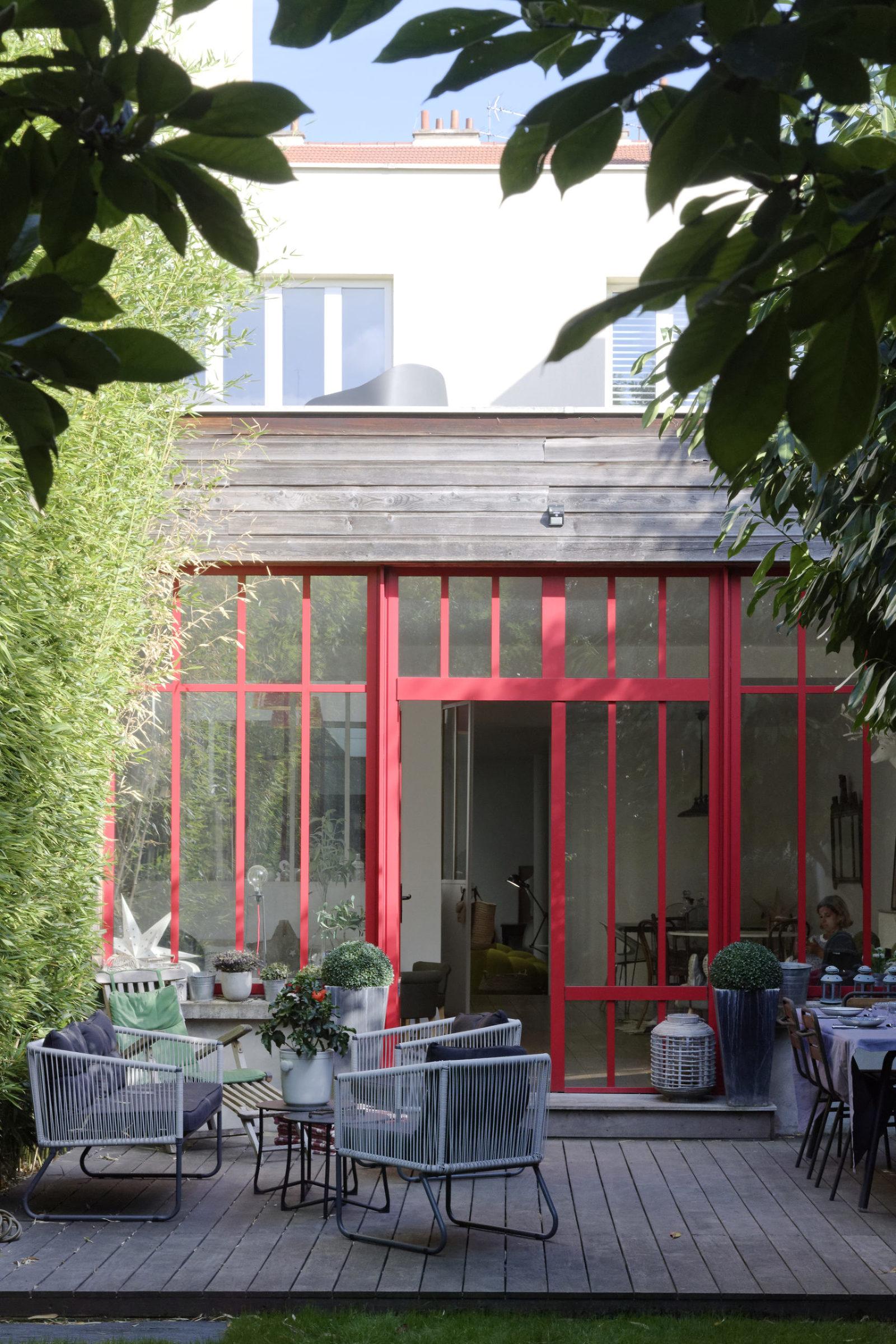 Decoration maison loft-Colombes